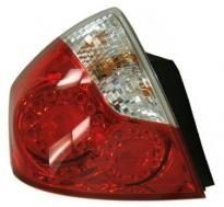2006 - 2007 Infiniti M45 Tail Light Rear Lamp - Left (Driver)