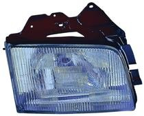 1999 - 2002 Isuzu Trooper + Trooper II Front Headlight Assembly Replacement Housing / Lens / Cover - Right (Passenger)
