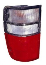 2000 - 2002 Isuzu Trooper / Trooper II Tail Light Rear Lamp - Left (Driver)