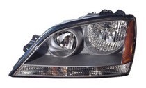 2005 - 2006 Kia Sorento Headlight Assembly (OEM + with Sport Package) - Left (Driver)