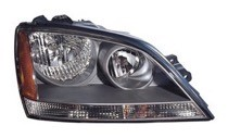 2005 - 2006 Kia Sorento Headlight Assembly (OEM / with Sport Package) - Right (Passenger)