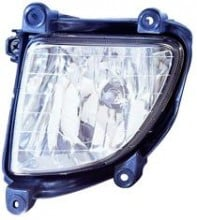 2005 - 2007 Kia Sportage Fog Light Assembly Replacement Housing / Lens / Cover - Left (Driver)