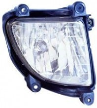2005 - 2007 Kia Sportage Fog Light Assembly Replacement Housing / Lens / Cover - Right (Passenger)
