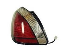 2006 - 2011 Kia Rio5 Tail Light Rear Lamp - Left (Driver)