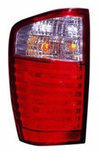 2006 - 2011 Kia Sedona Rear Tail Light Assembly Replacement / Lens / Cover - Left (Driver)