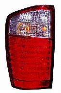 2006-2011 Kia Sedona Tail Light Rear Lamp - Left (Driver)