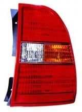 2005 - 2010 Kia Sportage Rear Tail Light Assembly Replacement / Lens / Cover - Right (Passenger)
