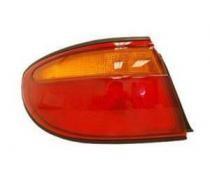1995 - 1998 Mazda Millenia Tail Light Rear Lamp - Left (Driver)