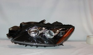 2007-2008 Mazda CX7 Headlight Assembly - Left (Driver)