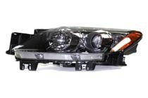 2007 - 2009 Mazda CX7 Front Headlight Assembly Replacement Housing / Lens / Cover - Left (Driver)