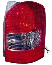 2000-2001 Mazda MPV Tail Light Rear Lamp - Right (Passenger)