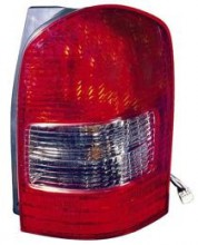 2000 - 2001 Mazda MPV Rear Tail Light Assembly Replacement / Lens / Cover - Right (Passenger)