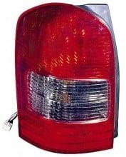 2000-2001 Mazda MPV Tail Light Rear Brake Lamp - Left (Driver)
