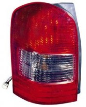 2000 - 2001 Mazda MPV Rear Tail Light Assembly Replacement / Lens / Cover - Left (Driver)