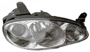 2001-2004 Mazda MX-5 Miata Headlight Assembly - Right (Passenger)