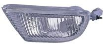 1997 - 1999 Nissan Maxima Fog Light Assembly Replacement Housing / Lens / Cover - Left (Driver)