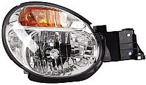 2002-2003 Subaru Impreza Headlight Assembly (OEM / Sedan / Wagon) - Right (Passenger)