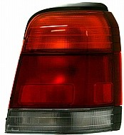 1998 - 2000 Subaru Forester Rear Tail Light Assembly Replacement / Lens / Cover - Right (Passenger)