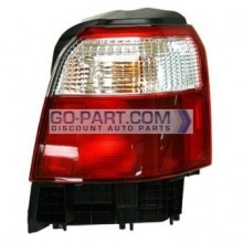 2001-2001 Subaru Forester Tail Light Rear Lamp - Right (Passenger)