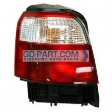 2001-2001 Subaru Forester Tail Light Rear Lamp - Left (Driver)
