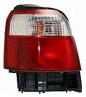 2002 Subaru Forester Tail Light Rear Lamp - Left (Driver)