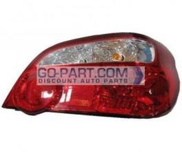 2004-2005 Subaru Impreza Tail Light Rear Lamp - Right (Passenger)