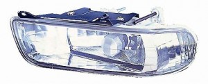 1995-1999 Subaru Outback Fog Light Lamp (OEM / Excluding Outback / with GT) - Left (Driver)