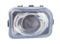 2006 - 2007 Subaru Impreza Fog Light Assembly Replacement Housing / Lens / Cover - Left (Driver)