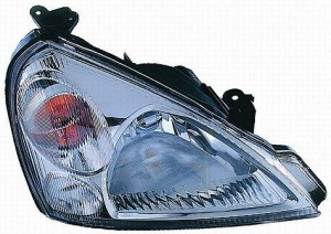 2002-2007 Suzuki Aerio Headlight Assembly - Right (Passenger)