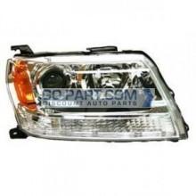 2006-2008 Suzuki Grand Vitara Headlight Assembly - Right (Passenger)