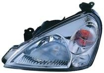 2002 - 2007 Suzuki Aerio Front Headlight Assembly Replacement Housing / Lens / Cover - Left (Driver)