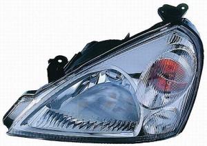 2002-2007 Suzuki Aerio Headlight Assembly - Left (Driver)