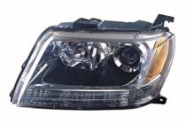 2006 - 2008 Suzuki Vitara Front Headlight Assembly Replacement Housing / Lens / Cover - Left (Driver)