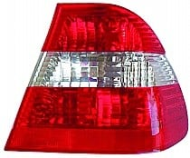 2002 - 2004 BMW 325i Rear Tail Light Assembly Replacement / Lens / Cover - Left (Driver)
