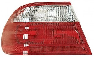2000-2002 Mercedes Benz E55 Tail Light Rear Brake Lamp - Left (Driver)