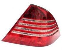 2003 - 2006 Mercedes Benz S500 Rear Tail Light Assembly Replacement / Lens / Cover - Right (Passenger)