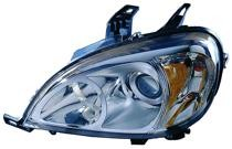 2003 - 2005 Mercedes Benz ML350 Headlight Assembly - Left (Driver)