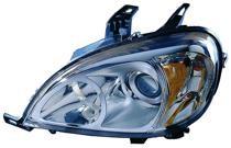2002 - 2005 Mercedes Benz ML500 Headlight Assembly - Left (Driver)