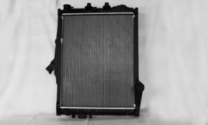 2004-2006 Dodge Durango Radiator