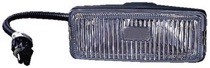 1987 - 1995 Nissan Pathfinder Fog Light Lamp - Right (Passenger)