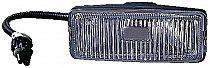 1987-1995 Nissan Pathfinder Fog Light Lamp - Right (Passenger)