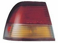 1997 - 1999 Nissan Maxima Rear Tail Light Assembly Replacement (Body Mounted + OEM# 26559-0L725) - Left (Driver)