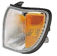 1999 - 2004 Nissan Pathfinder Corner Light Assembly Replacement / Lens Cover - Left (Driver)
