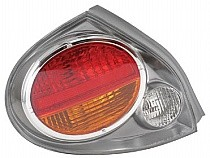2002-2003 Nissan Maxima Tail Light Rear Lamp - Left (Driver)
