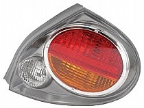 2002 - 2003 Nissan Maxima Tail Light Rear Lamp - Right (Passenger)