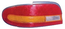 1993 - 1994 Nissan Altima Tail Light Rear Lamp - Left (Driver)