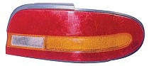 1993 - 1994 Nissan Altima Tail Light Rear Lamp - Right (Passenger)