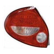2000 - 2001 Nissan Maxima Rear Tail Light Assembly Replacement (GXE + GLE + with Bulb) - Left (Driver)