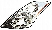2003 - 2005 Nissan 350Z Headlight Assembly (Halogen) - Left (Driver)