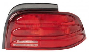 1994-1995 Ford Mustang Tail Light Rear Lamp - Right (Passenger)